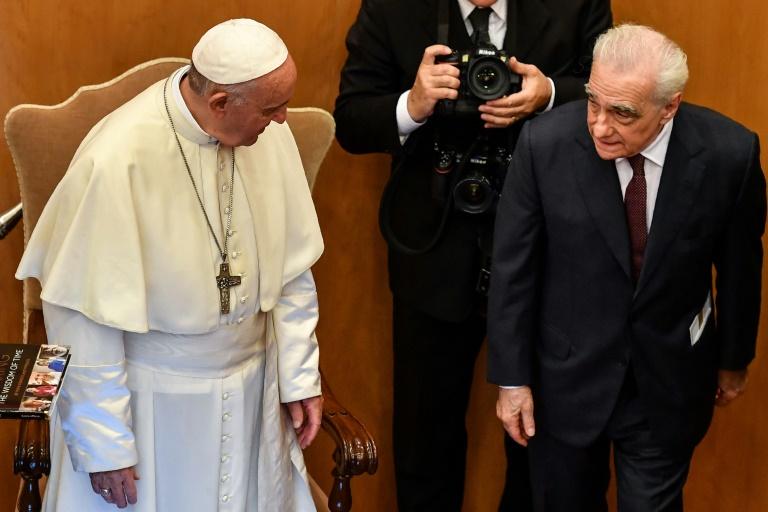 Martin Scorsese retrouve Leonardo DiCaprio pour un nouveau film
