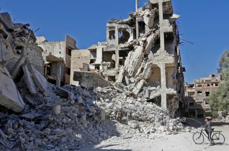 RTL Today - UN salutes Damascus allowing Yarmuk Palestinians