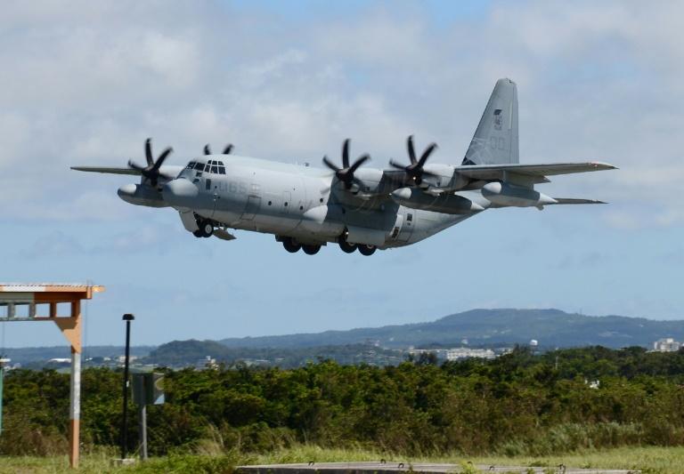 Japon: six disparus dans la collision de deux avions de l'armée américaine