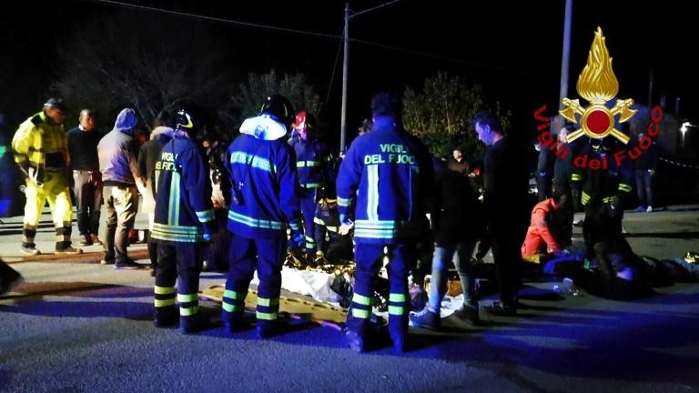 Italie: Des morts et des blessés dans une discothèque