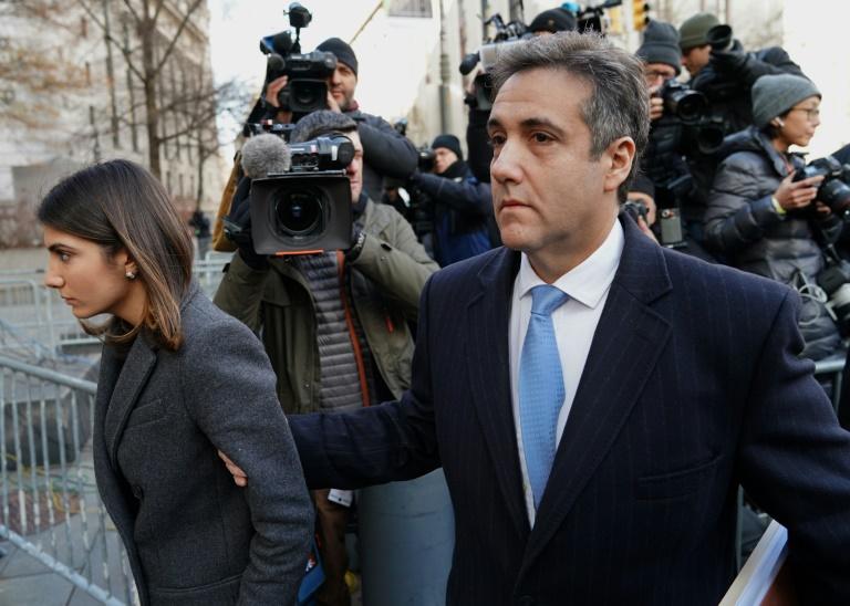 L'ancien avocat de Trump, Michael Cohen, condamné à 3 ans de prison