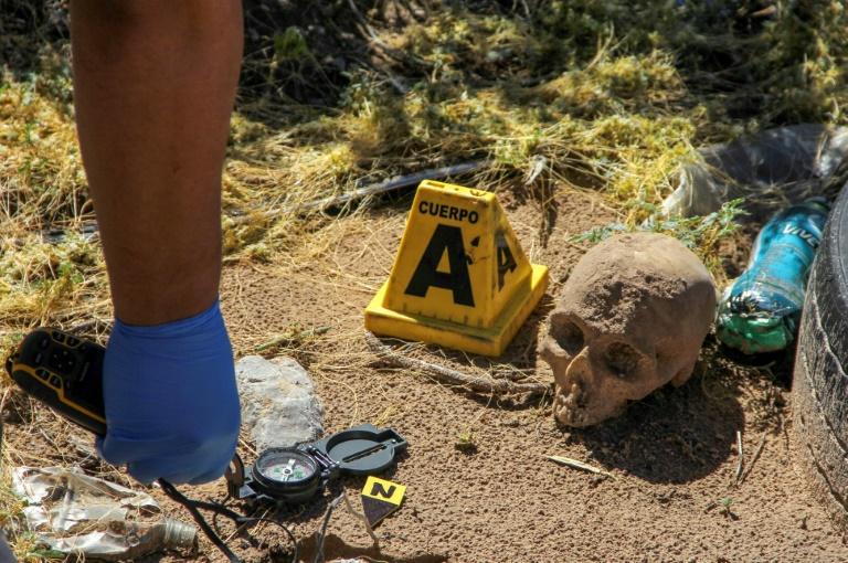 RTL Today - Rehydration: Mexican forensic scientists' crime