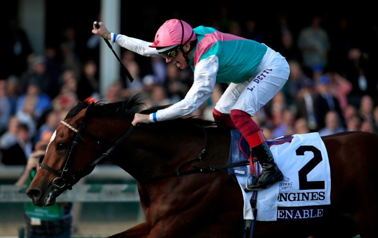 RTL Today - Horse racing: Enable, Winx make history as Justify