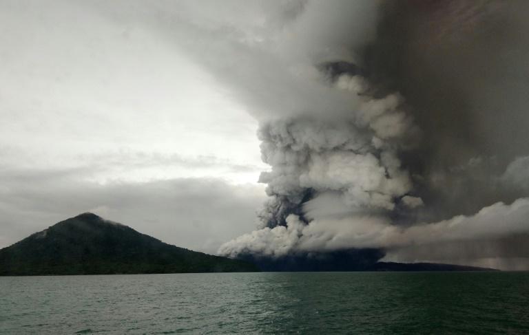 Tsunami en Indonésie : Le niveau d'alerte a été relevé