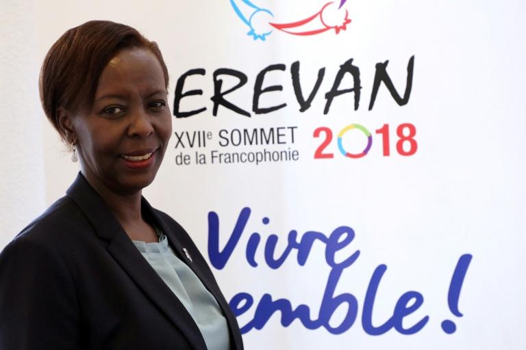 Francophonie : Emmanuel Macron souhaite plein succès à Louise Mushikiwabo