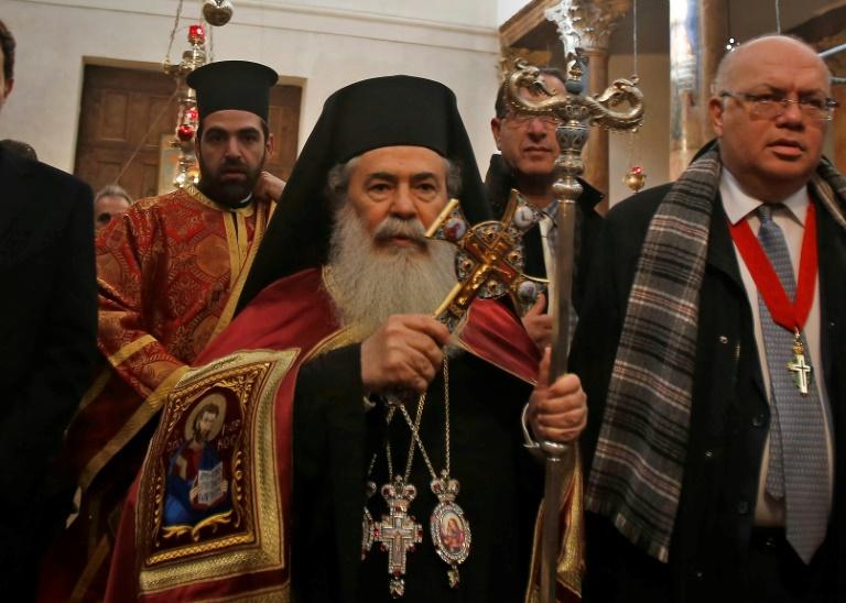 When Is Greek Orthodox Christmas.Rtl Today Orthodox Worshippers Mark Christmas In Bethlehem
