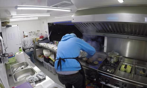 Lëtzeburger: 7 Schüler an ee Foodtruck