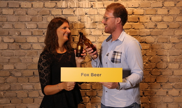 Bei Fox Beer huet sech munches gedoen