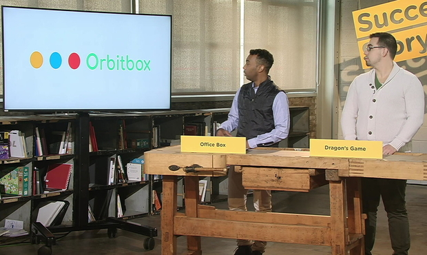 Orbitbox viséiert international Clienten