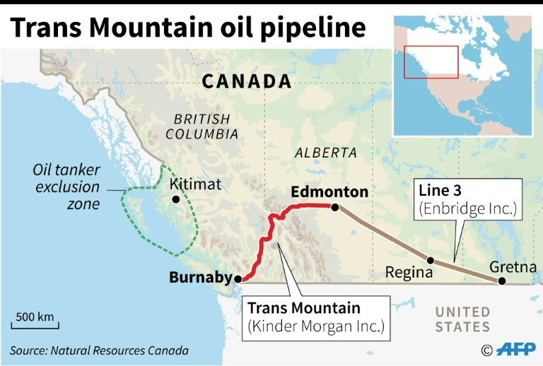 Map Of Canada Today.Rtl Today Despite Adverse Environment Effects Canada Energy