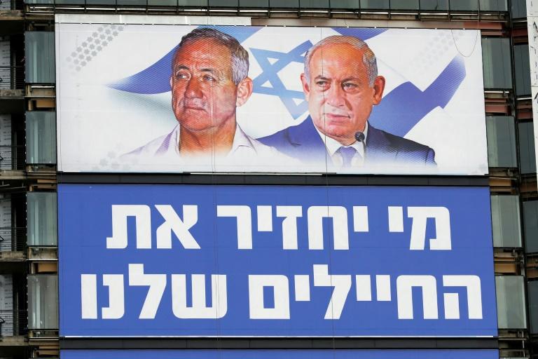 rtl 5minutes elections en isra l netanyahu reste favori dans les derniers sondages. Black Bedroom Furniture Sets. Home Design Ideas