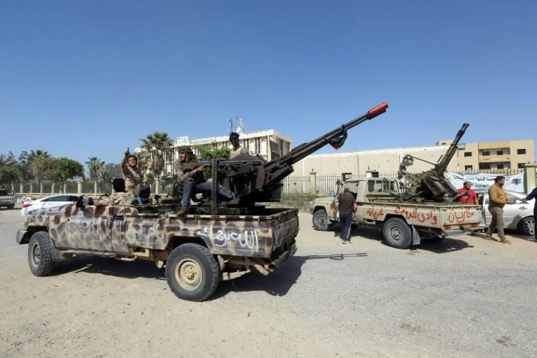 Draft resolution: US, Russia thwart progress on UN call for Libya ceasefire: diplomats