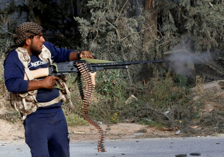 Military offensive: At least 264 dead in battle for Libya capital: WHO