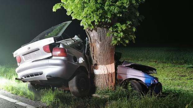 Accident mortel :Un habitant de Troisvierges perd la vie après avoir percuté un arbre