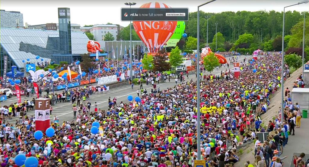 Marathon :16.000 inscrits pour l'ING Marathon