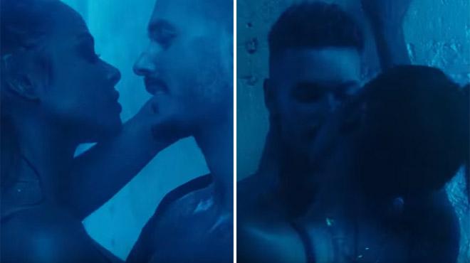 Matt Pokora :Son clip ultra hot avec Christina Milian se rapproche des 3 millions de vues