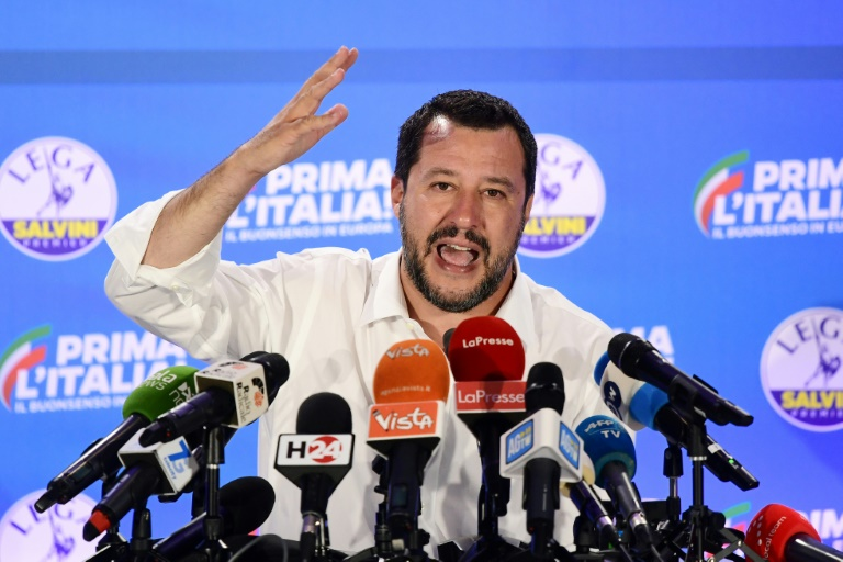 All necessary measures: Italy's Salvini cracks down on Sea Watch migrant rescue boat