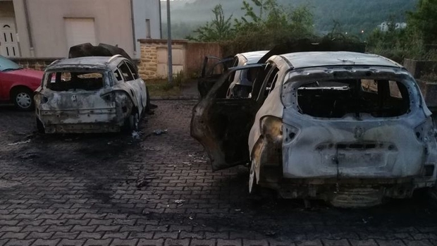 Longwy, Longlaville :Une quinzaine de véhicules incendiés cette nuit