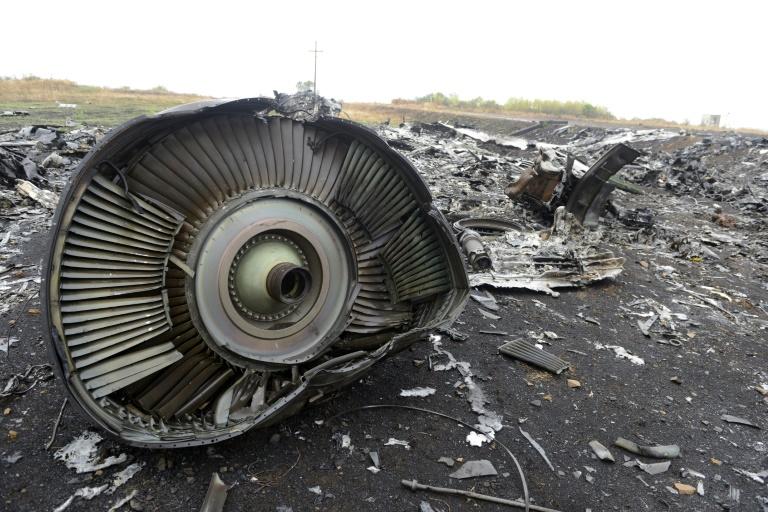 Crash du MH17 :Les autorités révèlent les noms de quatre suspects