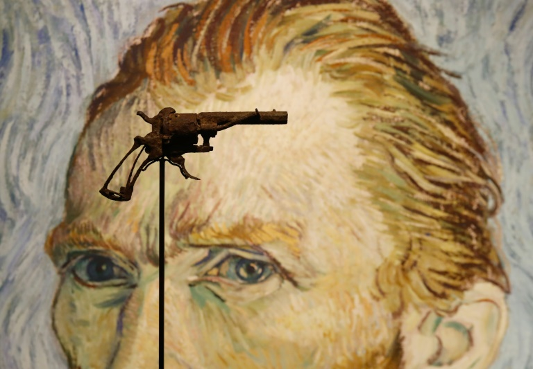 RTL Today - 'Most famous weapon in the history of art': Gun 'that