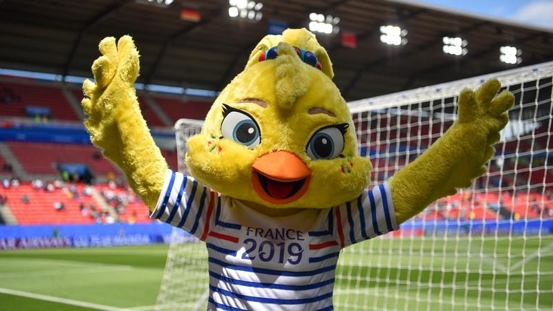 Football féminin :Volée la semaine dernière, la mascotte de la Coupe du monde a été retrouvée