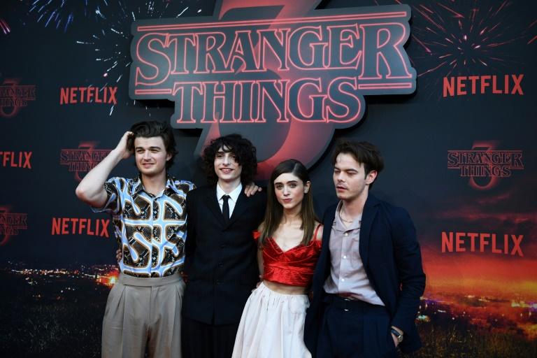 RTL Today - The Upside Down: 'Stranger Things' breaks