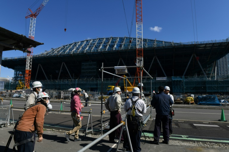 RTL Today - At the expense of workers: Tokyo Olympic construction