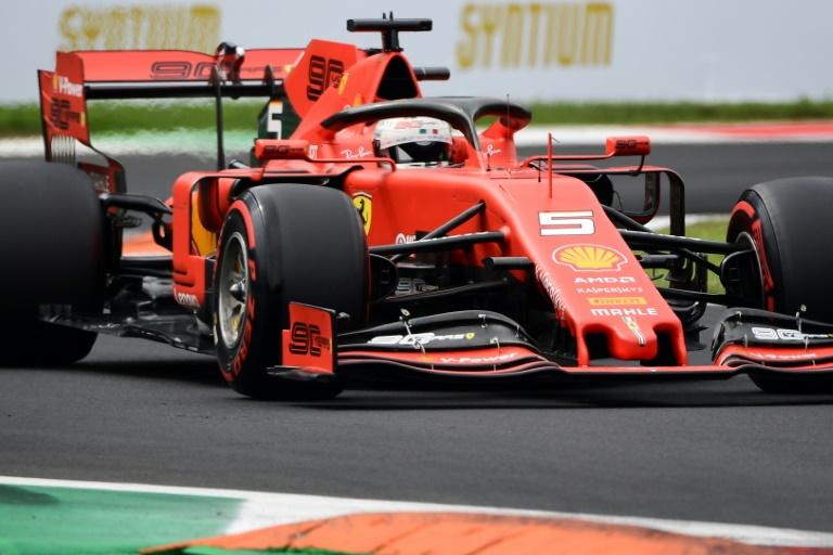 RTL Today - F1: Vettel keeps Ferrari on top in final Monza
