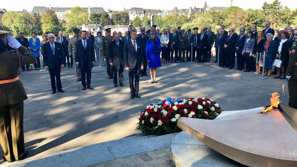 Luxembourg Liberation: 75 Years Since