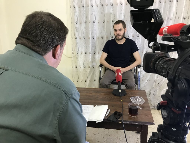 Interview de Steve Duarte  :Un retour au Luxembourg du djihadiste présumé est peu plausible