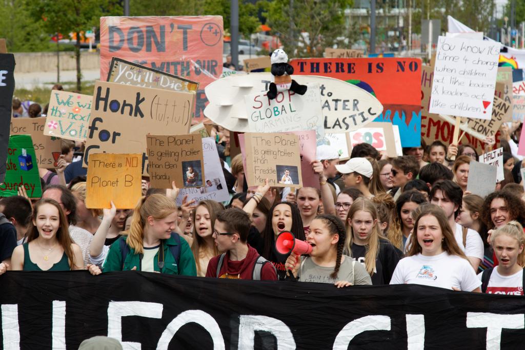 Grève des cours à Luxembourg-ville :Les jeunes reviennent manifester pour le climat aujourd'hui