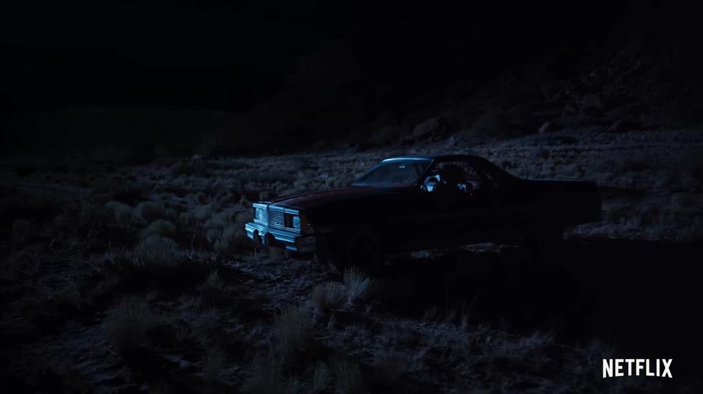 """Bientôt diffusé :Netflix dévoile un nouveau teaser d'""""El Camino"""", le film Breaking Bad"""