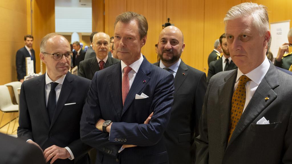 Visite royale belge :Un passage par la Moselle avant de retrouver la Belgique