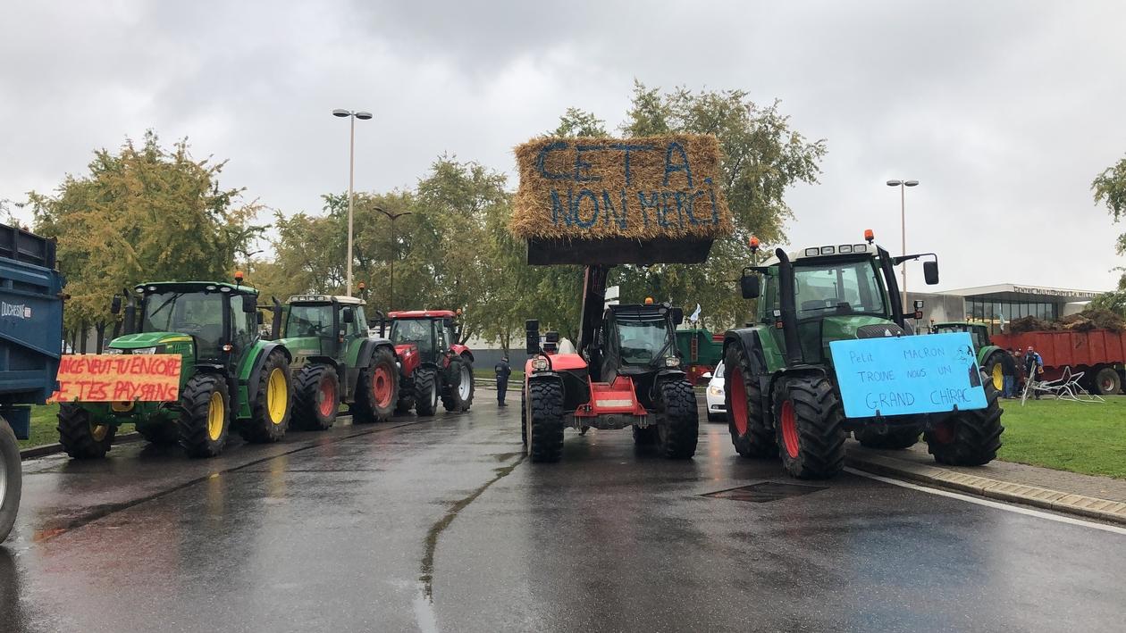 Perturbations sur les routes :Une nouvelle manifestation des agriculteurs prévue ce mardi en Lorraine