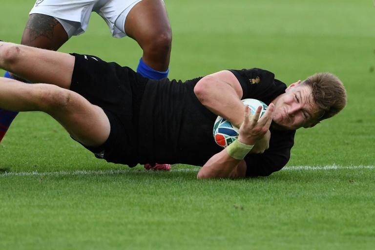 Mondial de rugby 2019 :Les All Blacks rejoignent l'Angleterre en demi-finale