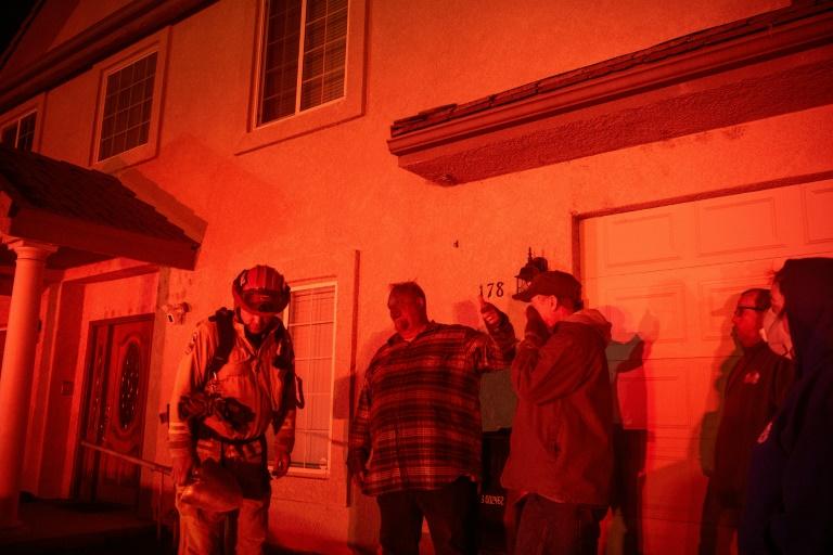 fire in san bernardino california