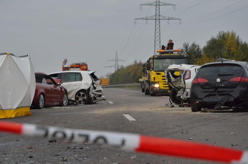 Crash de l'horreur :La victime serait décédée après avoir tenté de se sauver