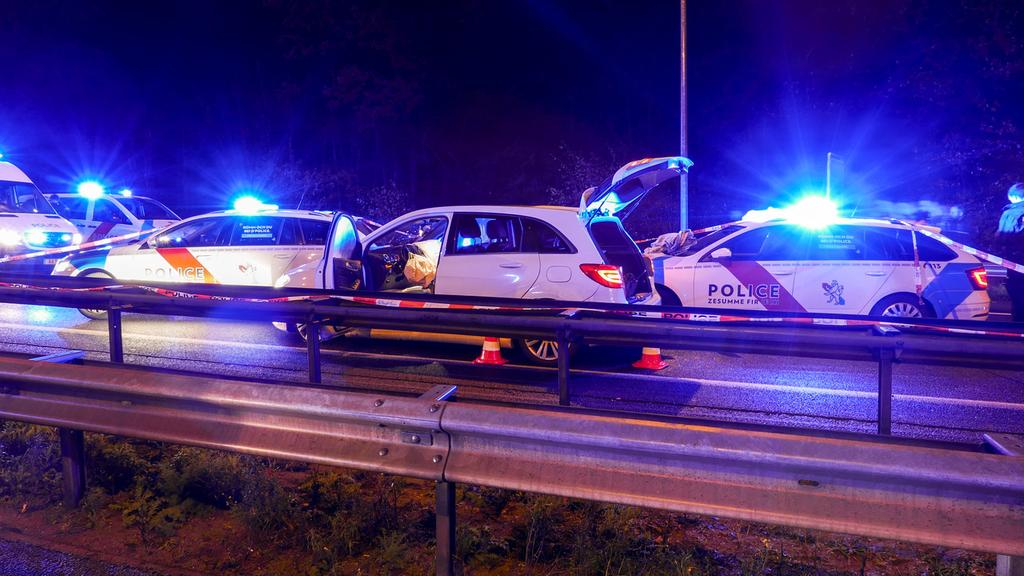 Sur l'A4 cette nuit :Course poursuite et coups de feu sur l'autoroute
