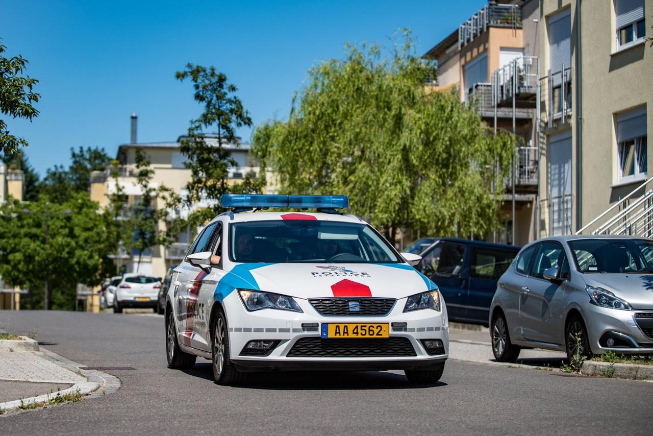 Appel à la vigilance :Cambriolage ce matin à Berchem, un voleur est en fuite