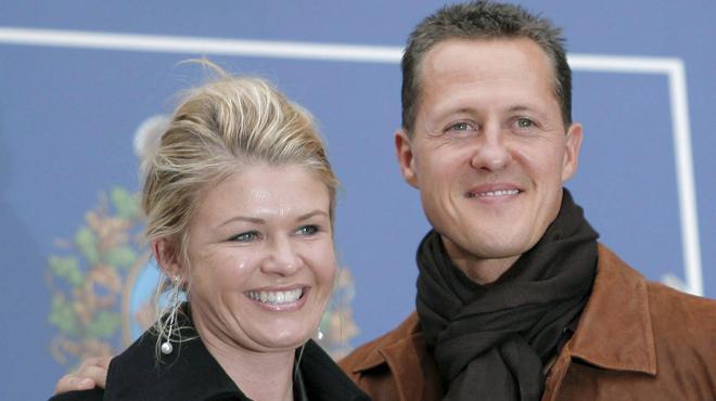 F1 :La femme de Schumacher accusée de cacher la vérité sur la santé de son mari