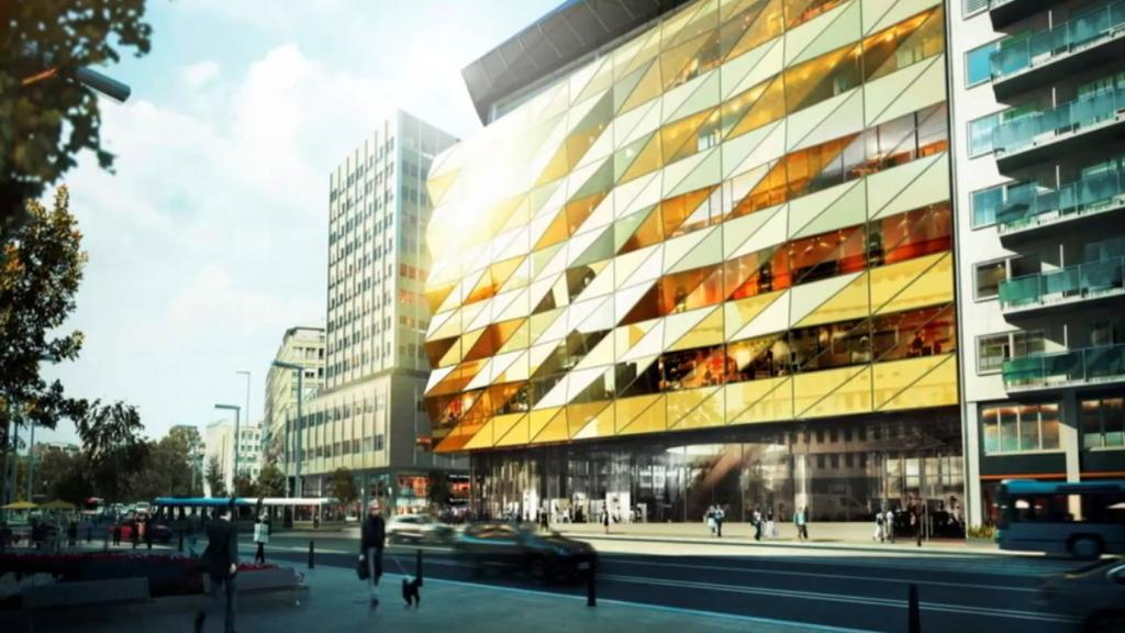Royal Hamilius :Les ouvertures s'enchaînent au centre commercial