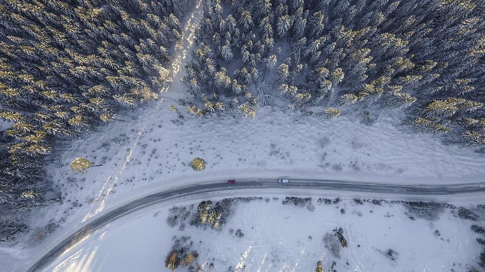 Météo :Alerte jaune pour chutes de neige lundi au Luxembourg