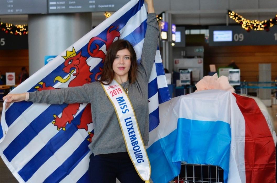Concours :Miss Luxembourg en route pour Miss Monde