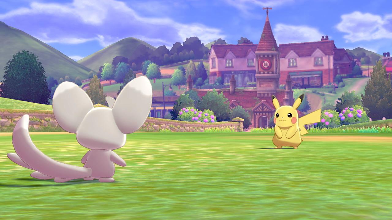 Jeux vidéo :Le dernier titre Pokémon fait un carton mondial