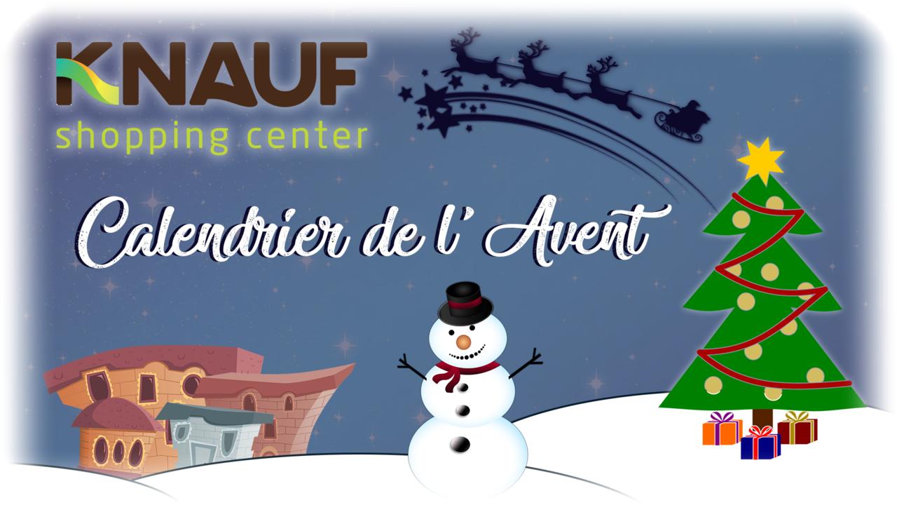 C'est bientôt Noël :Gagnez des cadeaux avec notre calendrier de l'Avent