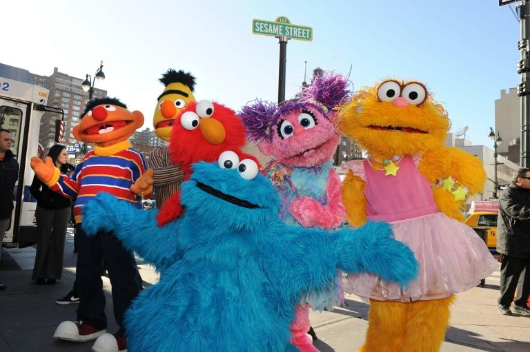 """Télévision :Inusables, les marionnettes de """"Sesame Street"""" fêtent leur demi-siècle"""