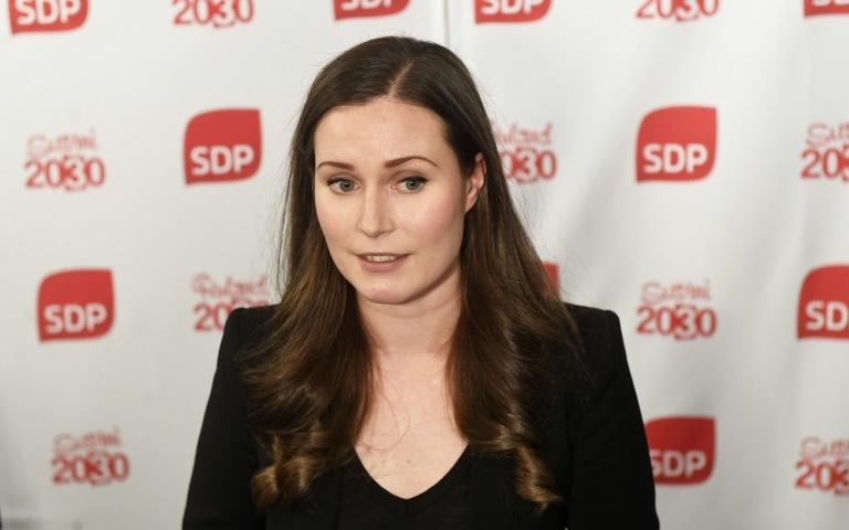 Finlande :À 34 ans, Sanna Marin est la plus jeune chef de gouvernement de la planète