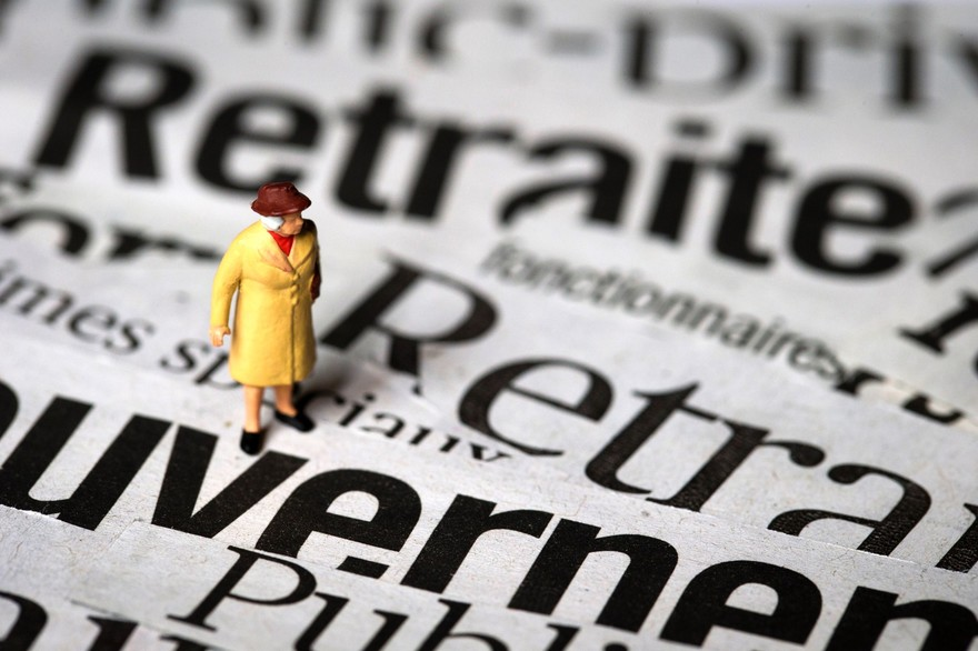 """En France :Si vous êtes né à partir de 1975, la """"nouvelle"""" retraite sera pour vous"""