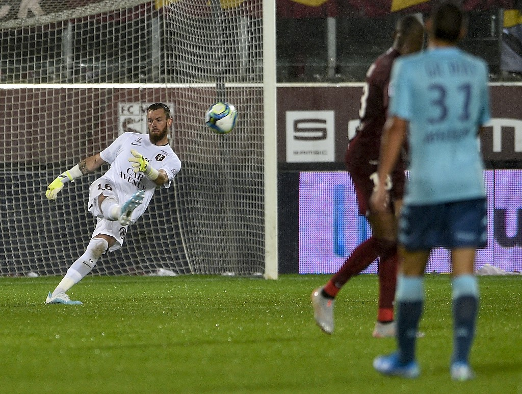 Ligue 1 :Bonne nouvelle pour le FC Metz, Oukidja peut reprendre la compétition