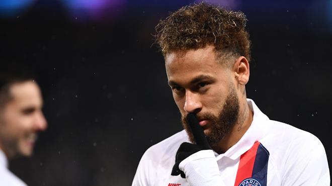Football :Le très gros chèque que Neymar réclame au Barça